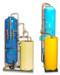 Блочные водоподготовительные установки БВПУ